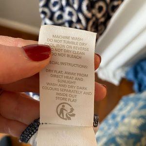 Boden Dresses - Boden Jersey Navy Medallion Printed Maxi Dress 8L
